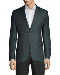 Versace - Jacquard Wool Sportcoat - Lyst