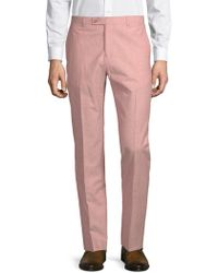 Paisley and Gray - Downing Washed Trousers - Lyst