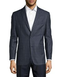 Tommy Hilfiger - Plaid Sportcoat - Lyst