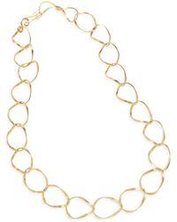 Stephanie Kantis - Chancellor Chain Necklace - Lyst