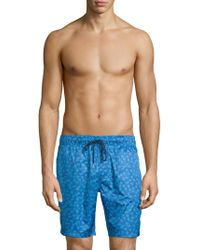 2xist - Op Catalina Printed Boardshorts - Lyst
