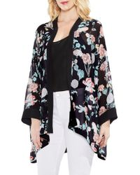 Vince Camuto - Floral Gardens Cape - Lyst