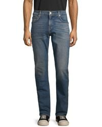 7 For All Mankind - Slim-fit Stretch Jeans - Lyst