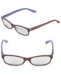2aad00067b6aa Lyst - Gucci Gunmetal Gg 2269 S Aviator Sunglasses for Men