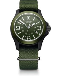 Victorinox - Original Watch - Lyst
