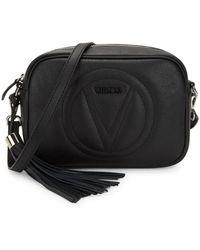 Valentino By Mario Valentino - Mia Leather Camera Bag - Lyst