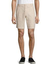 Saks Fifth Avenue - Classic Linen Shorts - Lyst