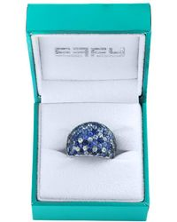 Effy - Sapphire & Sterling Silver Ring - Lyst