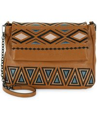 Aimee Kestenberg - Nevada Leather Shoulder Bag - Lyst