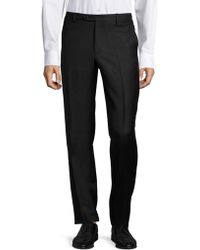 Zanella - Devon Wool Dress Pants - Lyst