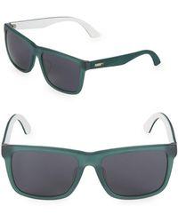 PUMA - 56mm Wayfarer Sunglasses - Lyst