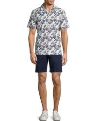 Vilebrequin - Marine Printed Shirt - Lyst