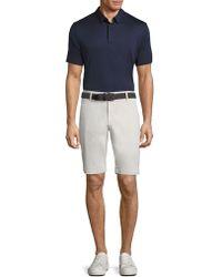 AG Jeans - Tarrant Solid Polo - Lyst