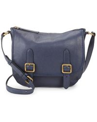 Frye - Lil Leather Crossbody Bag - Lyst