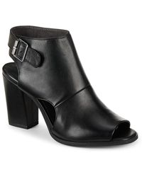 Seychelles - Battery Oxblood Leather Booties - Lyst