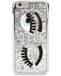 Chiara Ferragni - Flirting Iphone 5 Case - Lyst