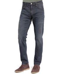Mavi Jeans - Slim Straight Leg Jeans - Lyst