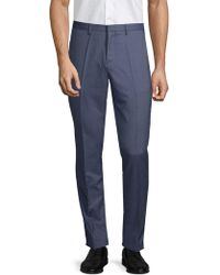 J.Lindeberg - Paulie Summer Twill Trousers - Lyst