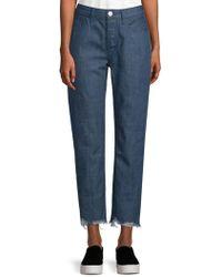 3x1 - Higher Ground Cotton Jeans - Lyst