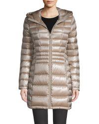 Calvin Klein - Filled Puffer Jacket - Lyst