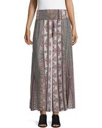 Raga | Enchanted Printed Wide-leg Pants | Lyst