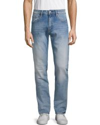 Vigoss - Faded Slim-fit Jeans - Lyst