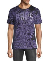 PRPS - Fun Print Crewneck T-shirt - Lyst