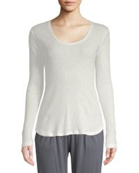 UGG - Georgine Cotton Sweater - Lyst