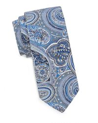 Eton of Sweden - Paisley Silk-blend Tie - Lyst