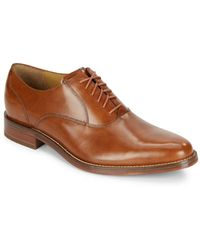 Cole Haan - Madison Leather Oxfords - Lyst