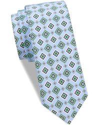 Eton of Sweden - Diamond-print Tie - Lyst