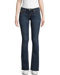 True Religion Becca Mid-rise Boot-cut Jeans