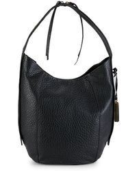 Vince Camuto - Leather Hobo Bag - Lyst