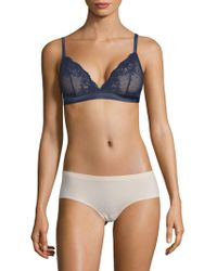 Mimi Holliday by Damaris - Lace Triangle Bra - Lyst