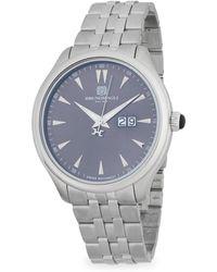 Bruno Magli - Stainless Steel Bracelet Watch - Lyst