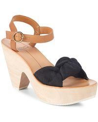Dolce Vita - Shia Knotted Sandals - Lyst