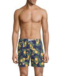 Trunks Surf & Swim - San-o Swim Shorts - Lyst