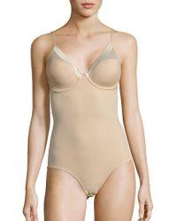 DKNY - Firm Control Bodysuit - Lyst