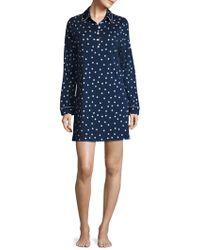 Saks Fifth Avenue - Classic Knit Sleepshirt - Lyst