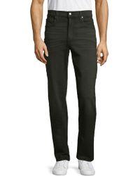 Joe's - Aged Colors The Brixton Straight-leg Jeans - Lyst