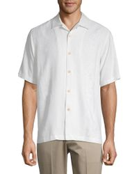 Tommy Bahama - Hawaiian Wedding Silk Button-down Shirt - Lyst