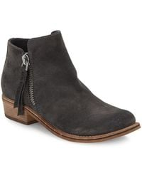 Dolce Vita - Sutton Suede Ankle Boots - Lyst