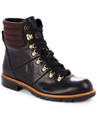 Andrew Marc - Chester Ankle Boots - Lyst