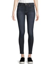 Genetic Denim - Naomi High Waist Ankle Jeans - Lyst