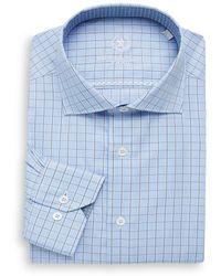 Bugatchi - Wovens Shaped Cotton Dress Shirt - Lyst