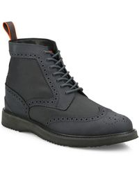 Swims - Barry Brogue Boots - Lyst