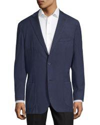 Saks Fifth Avenue - Classic Wool Sportcoat - Lyst