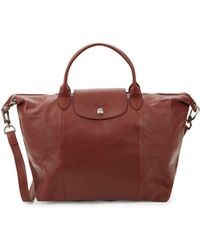 Longchamp - Le Pliage Top Handle Bag - Lyst