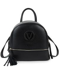 Valentino By Mario Valentino - Xavier Leather Backpack - Lyst