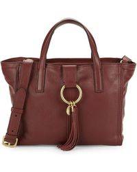 Cole Haan - Fantine Leather Shoulder Bag - Lyst